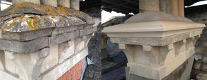 chimney stacks stonemasonary Bristol Brian Hill Bristol